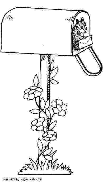 mail carrier coloring page postal coloring page for kids your postal blog mail coloring page carrier