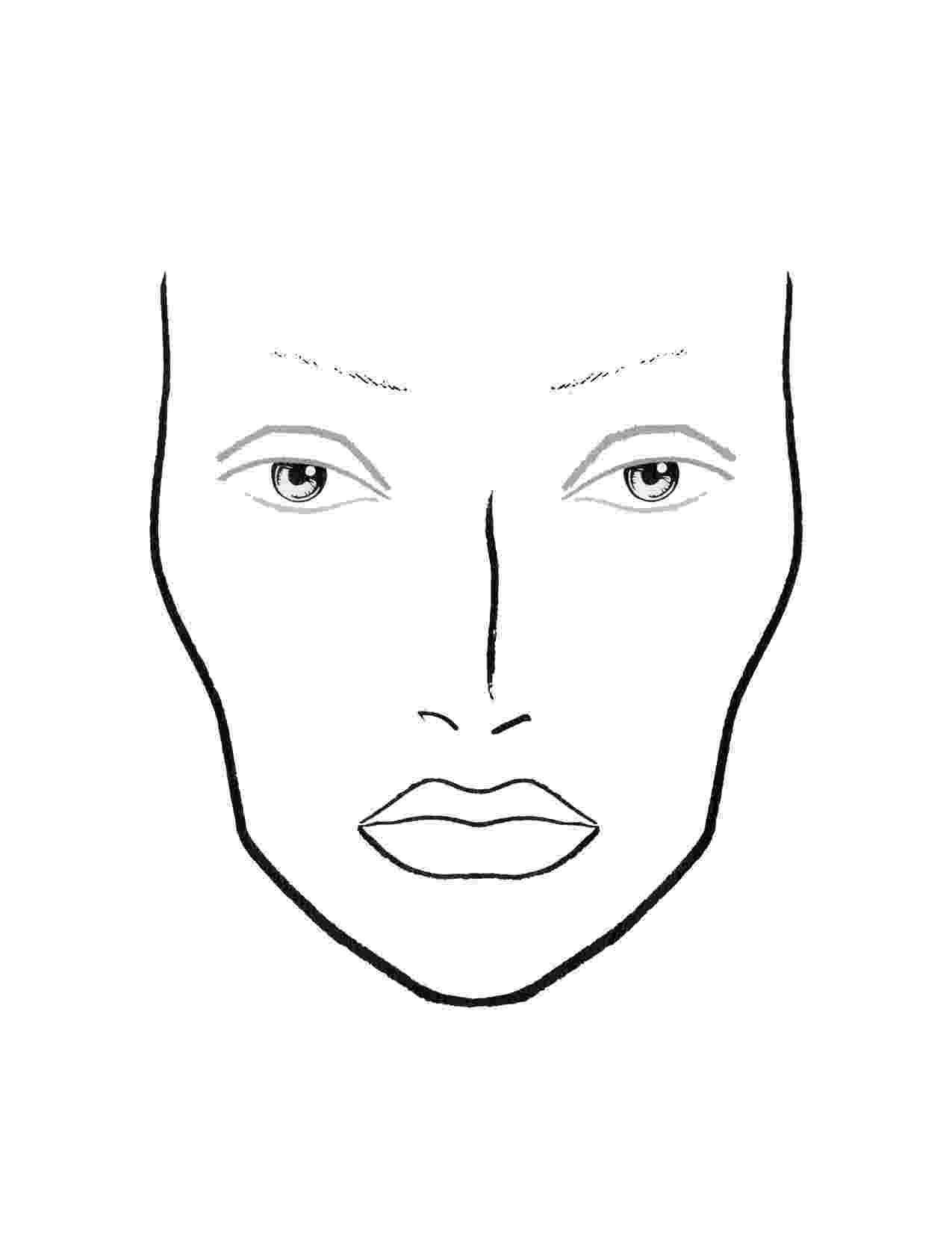 make up colouring pages cosmetics collection stock vector colourbox up pages colouring make