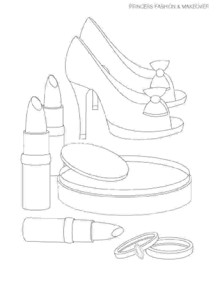 make up colouring pages face makeup palette coloring page colouring pages up make