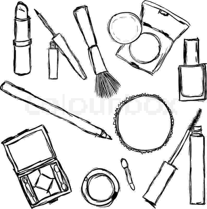 make up colouring pages makeup coloring pages free printable makeup coloring pages pages up colouring make