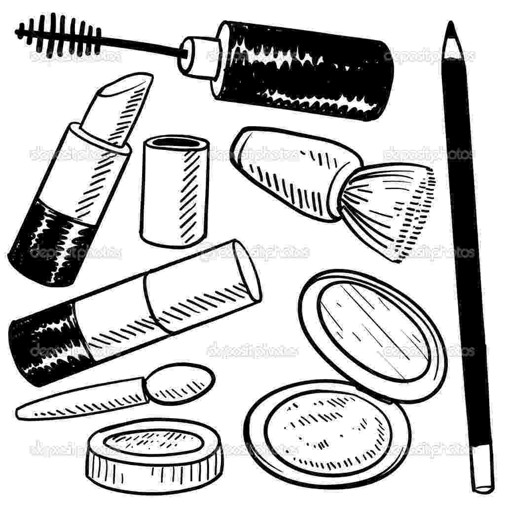 make up colouring pages the spinsterhood diaries wednesday fun makeup coloring page make pages up colouring