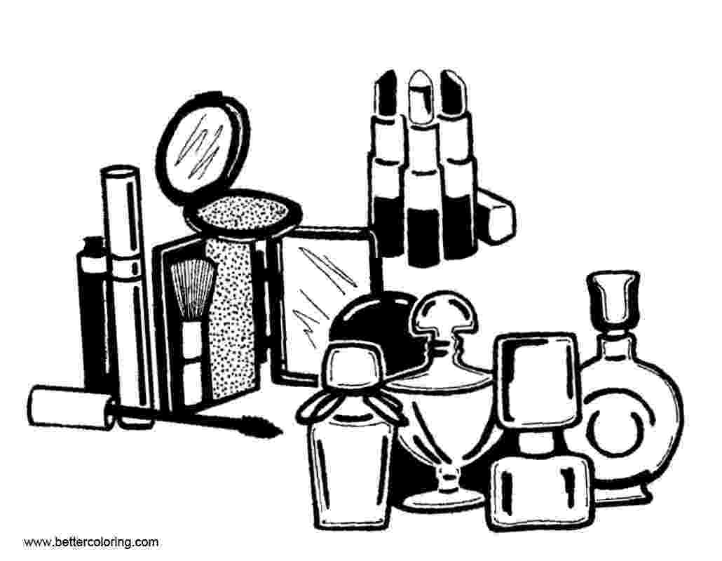 make up colouring pages your seo optimized title pages colouring make up