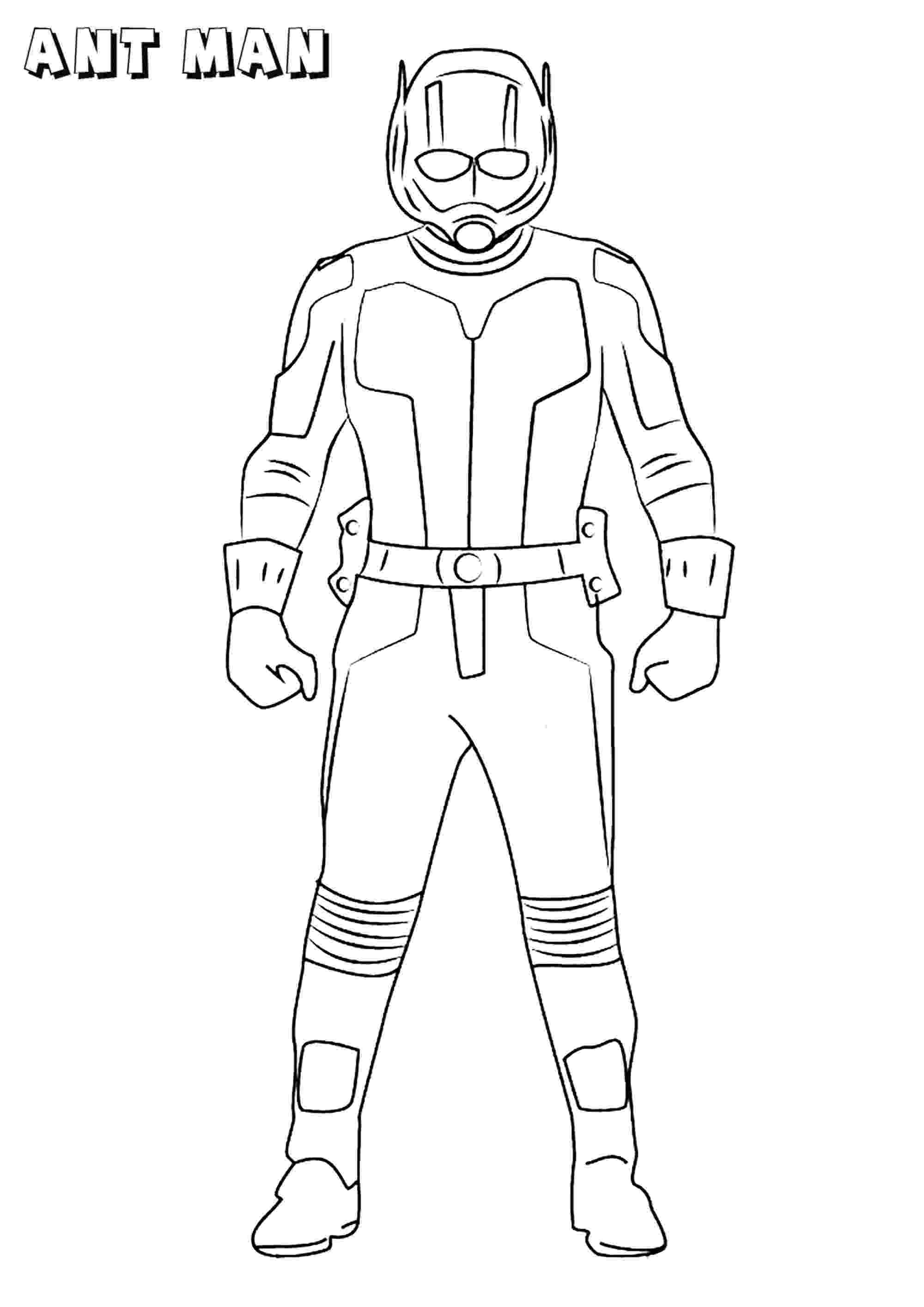 man coloring page ant man coloring pages best coloring pages for kids coloring man page