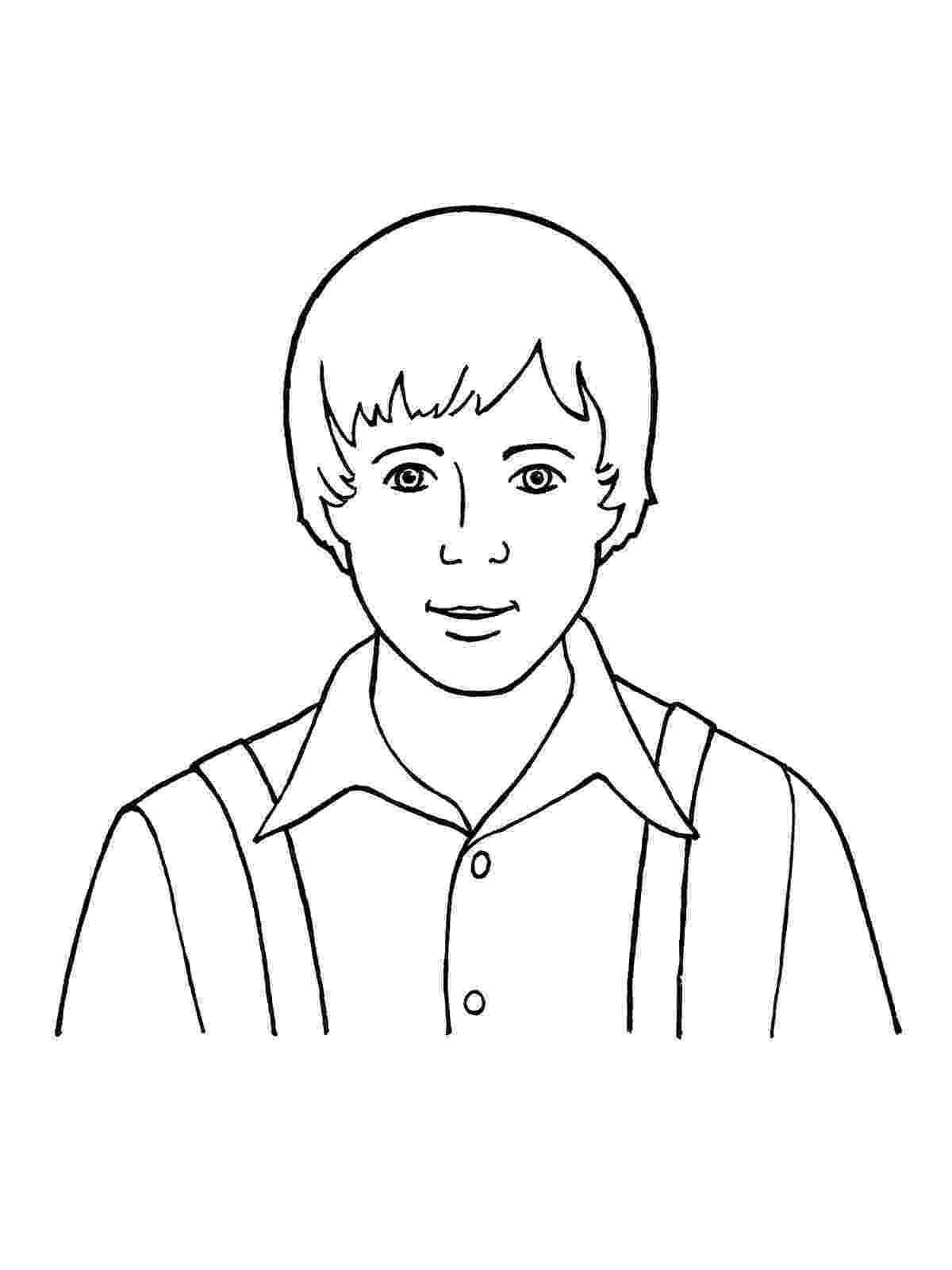 man coloring page free printable gingerbread man coloring pages for kids page man coloring