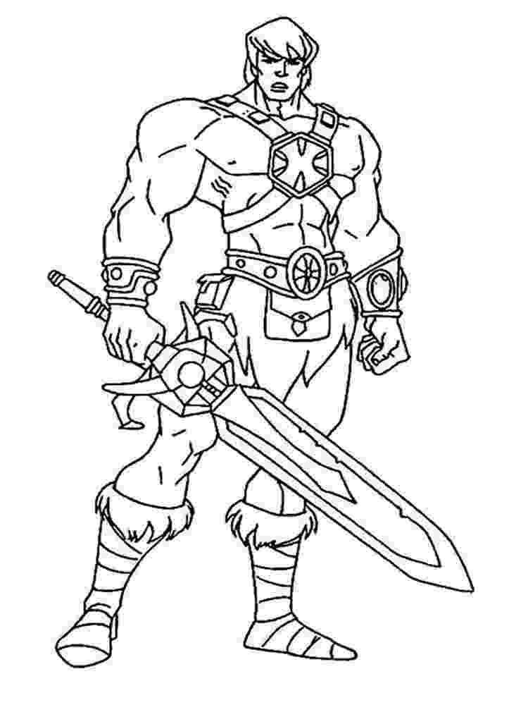 man coloring page he man coloring pages free printable he man coloring pages coloring man page
