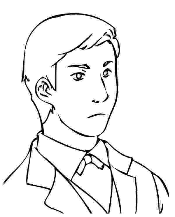 man coloring page super heros coloring pages momjunction page coloring man