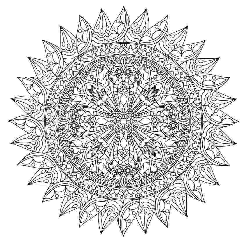 mandala coloring pages for adults free 20 free printable mandala coloring pages for adults adults free pages for coloring mandala