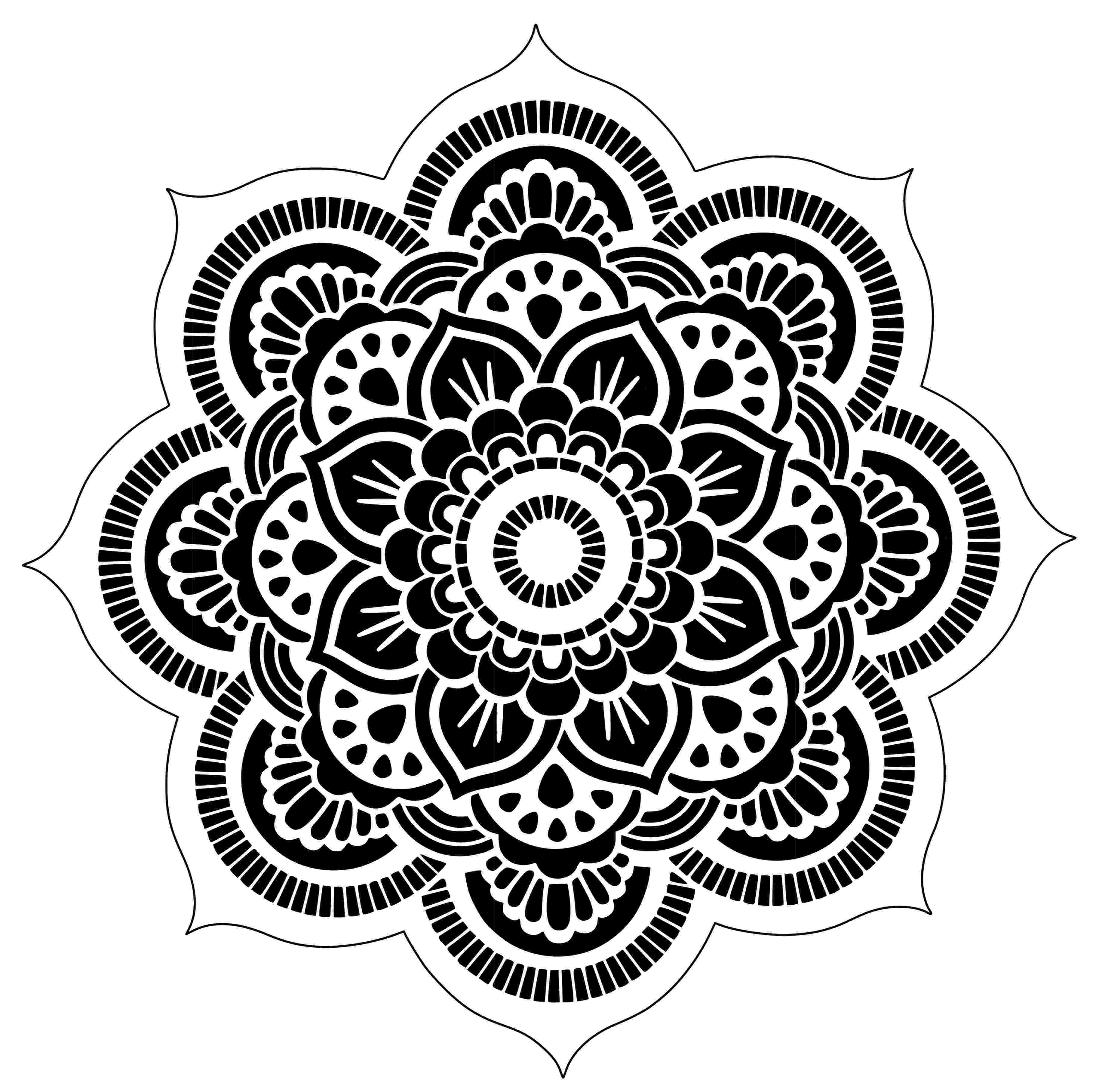 mandala coloring pages for adults free free mandala coloring pages for adults coloring home coloring for mandala adults free pages