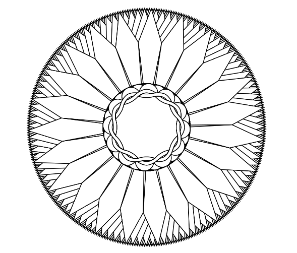 mandala coloring pages for adults free mandala printable adult coloring page from favoreads adults pages coloring for free mandala