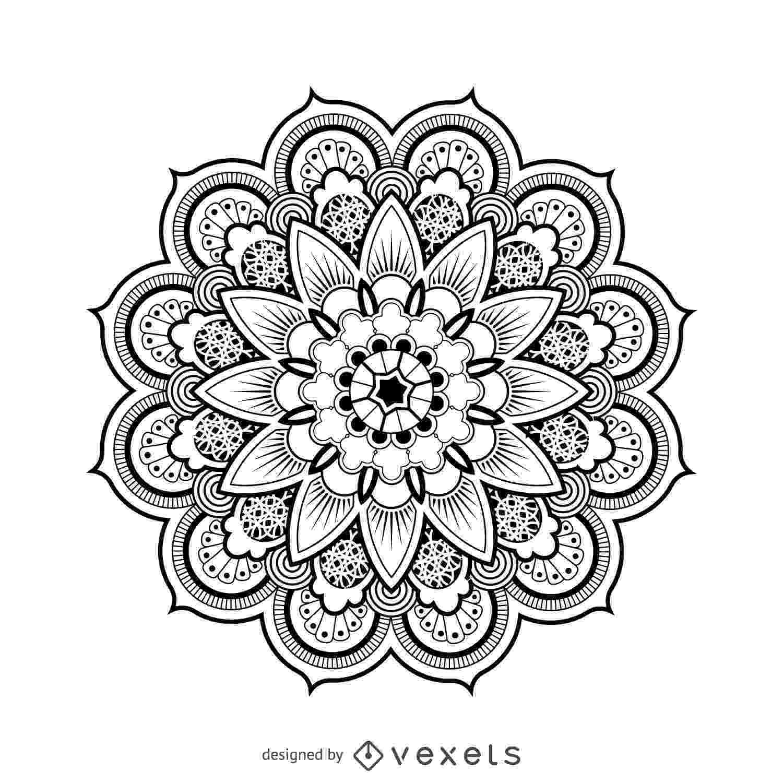 mandala flower 45 best mandala tattoos designs flower mandala