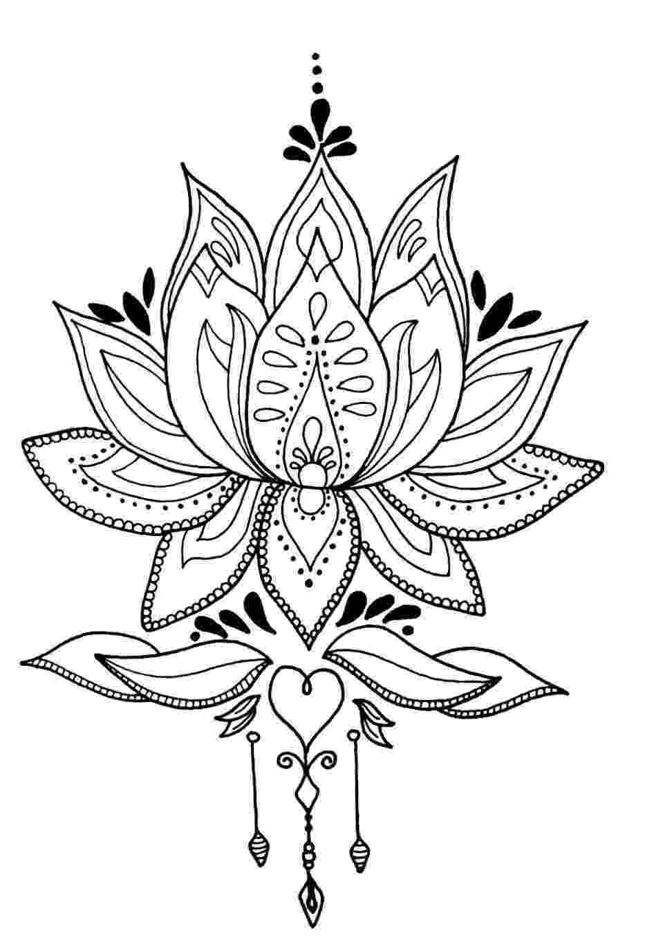 mandala flower lotus flower mandala drawn by me lotus flower flower mandala