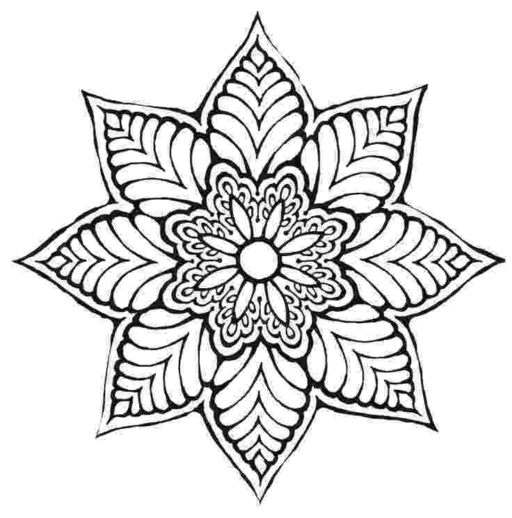 mandala flower mandala flower tattoo icon flower mandala