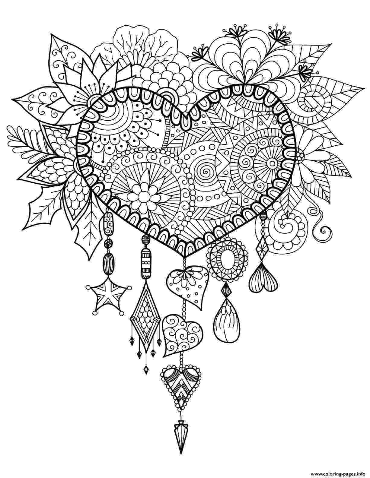 mandala heart don39t eat the paste hidden heart mandala to color mandala heart