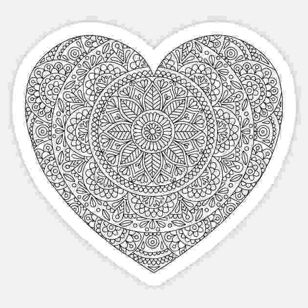 mandala heart heart mandala clipart 20 free cliparts download images heart mandala
