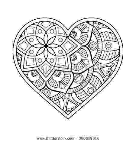 mandala heart heart mandala tattoos mandala mandala coloring mandala heart