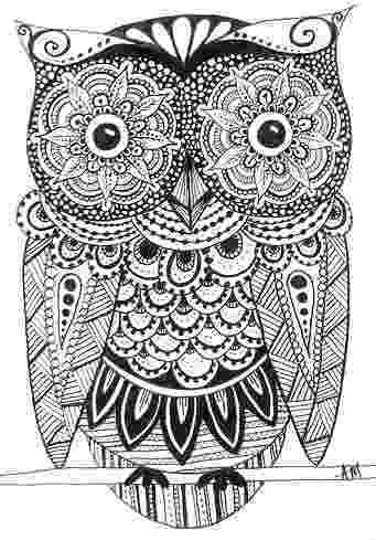 mandala owl owl svg mandala owl svg zentangle owl svg mandala svg digital mandala owl