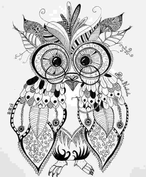 mandala owl quotowl mandala quot by tiffanih redbubble mandala owl