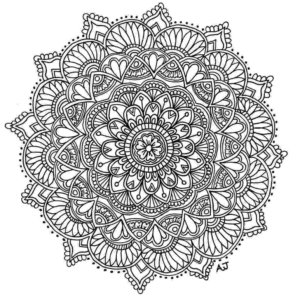 mandala print out 15 flower mandala printable coloring page print out mandala