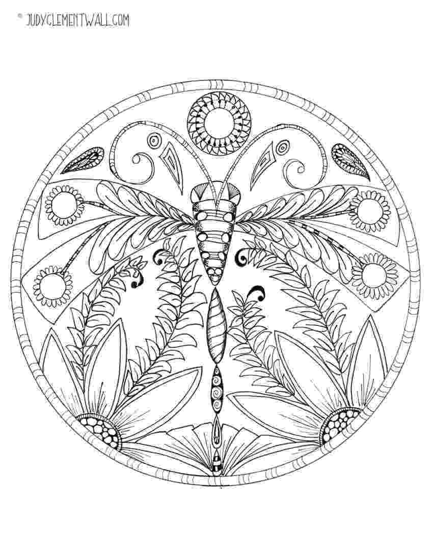 mandala print out 20 hexagram circle advance mandala coloring pages print print mandala out