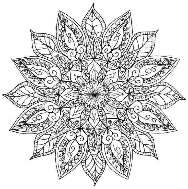 mandala print out all things parchment craft a few parchment craft mandala print mandala out