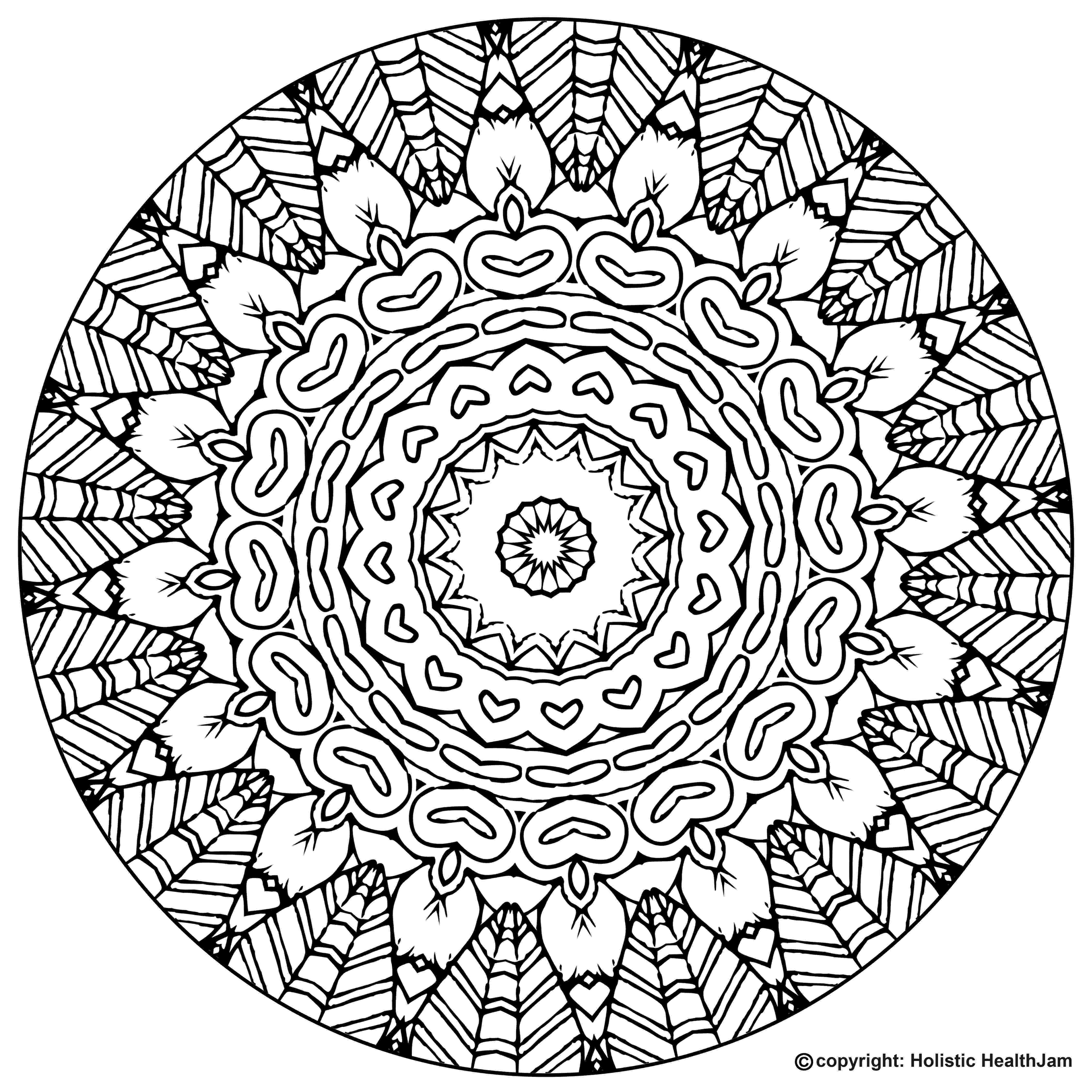 mandala print out beautiful coloring pages for adults download and print print out mandala