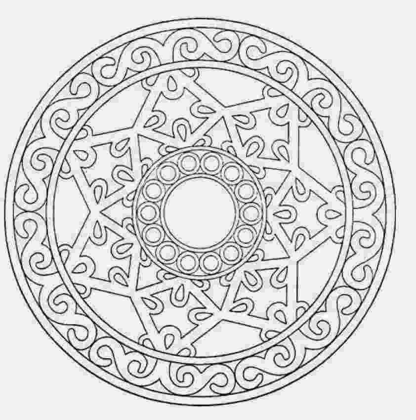 mandala print out download the full size mandala on the right to print and mandala print out