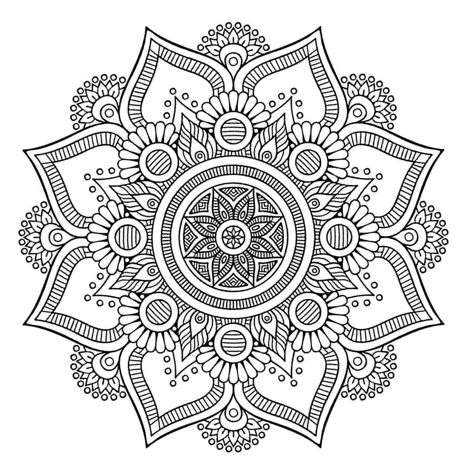 mandalas ebook mandala melange howtogetcreativecom mandalas