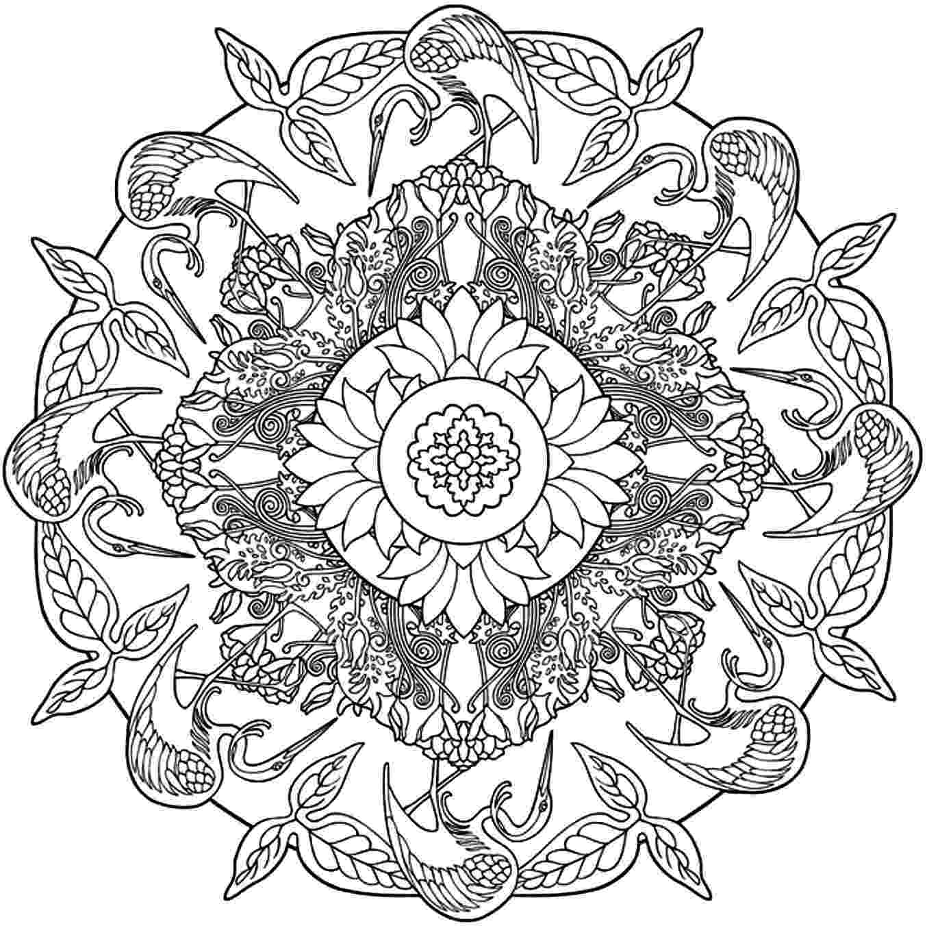 mandalas for coloring alisaburke new coloring page in the shop coloring mandalas for