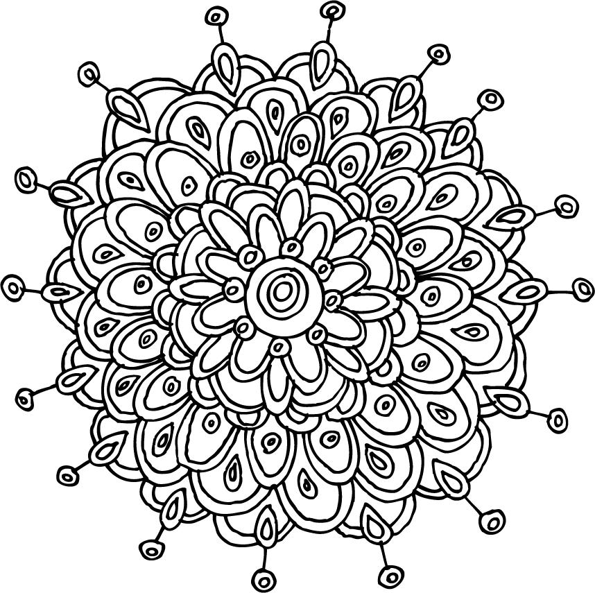 mandalas mandalas pattern of the day mandalas