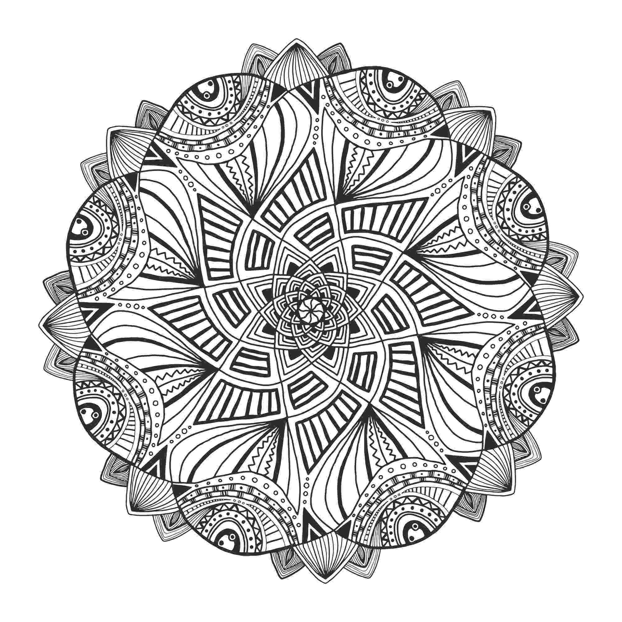 mandalas ornamental floral mandala mandalas adult coloring pages mandalas