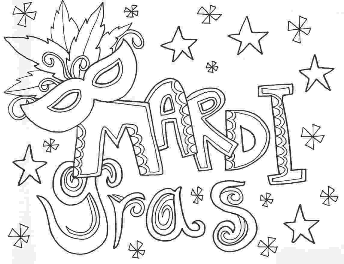 mardi gras color sheets printable mardi gras coloring pages for kids cool2bkids color mardi sheets gras