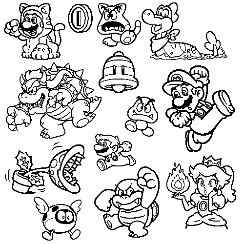 mario 3d world coloring pages beach towel coloring page super mario 3d world luigi mario coloring 3d pages world