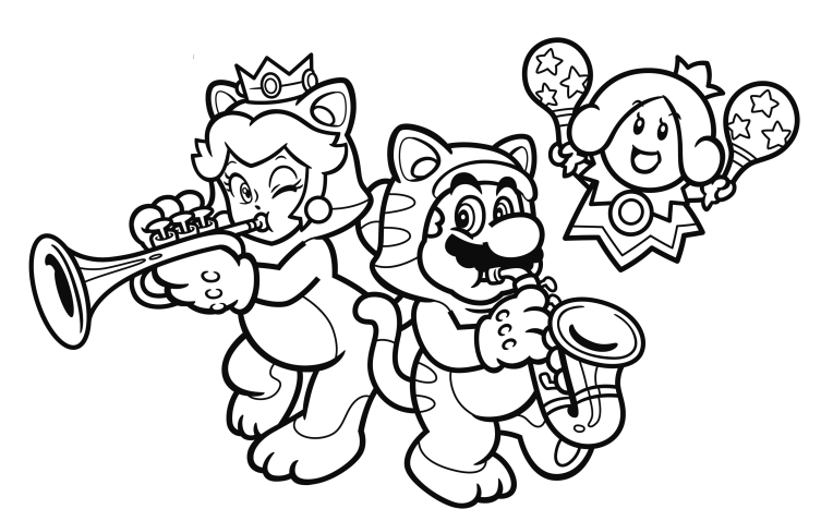 mario 3d world coloring pages coloring pages mario 3d world coloring home pages 3d mario world coloring