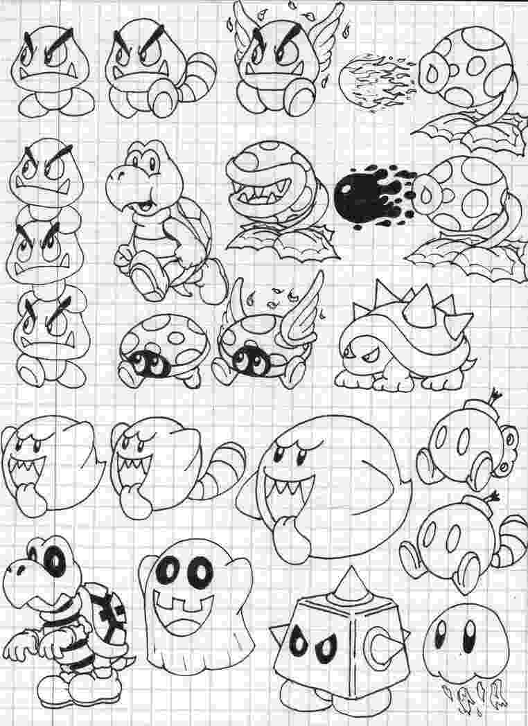 mario 3d world coloring pages list of stamps in super mario 3d world super mario wiki pages mario world 3d coloring