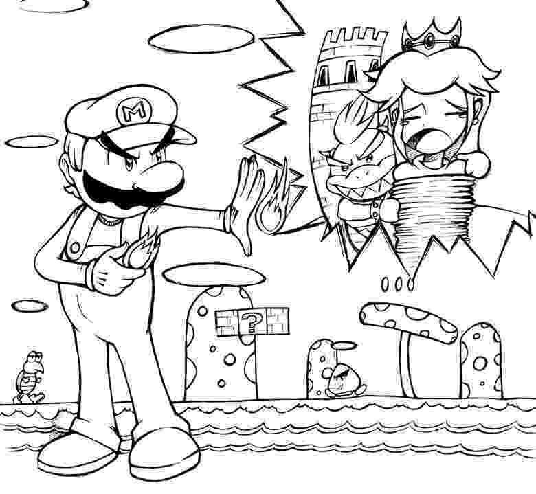 mario 3d world coloring pages supper mario broth all the stamps from super mario 3d world world mario 3d coloring pages