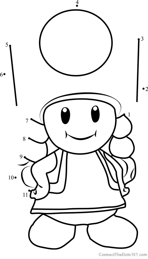 mario connect the dots spiny from super mario dot to dot printable worksheet mario the dots connect