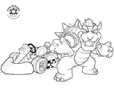mario kart wii coloring pages mario kart 10 video games printable coloring pages wii kart pages mario coloring