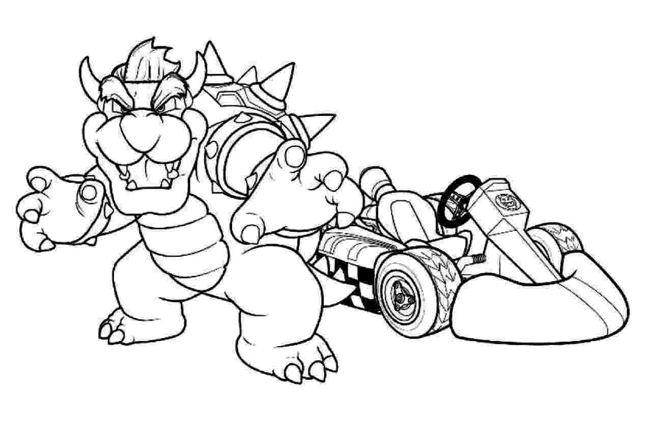 mario kart wii coloring pages mario kart wii coloring page wecoloringpagecom wii coloring mario kart pages