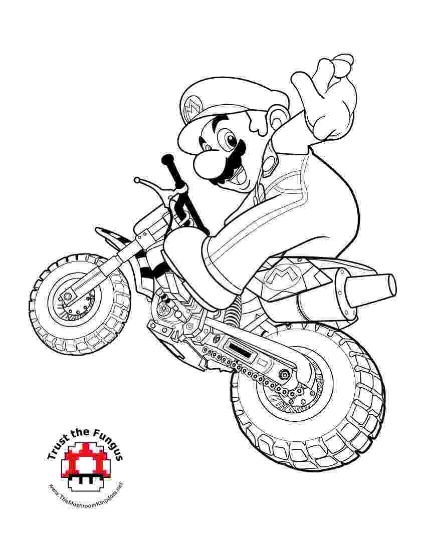 mario kart wii coloring pages wii drawing at getdrawingscom free for personal use wii wii mario coloring kart pages