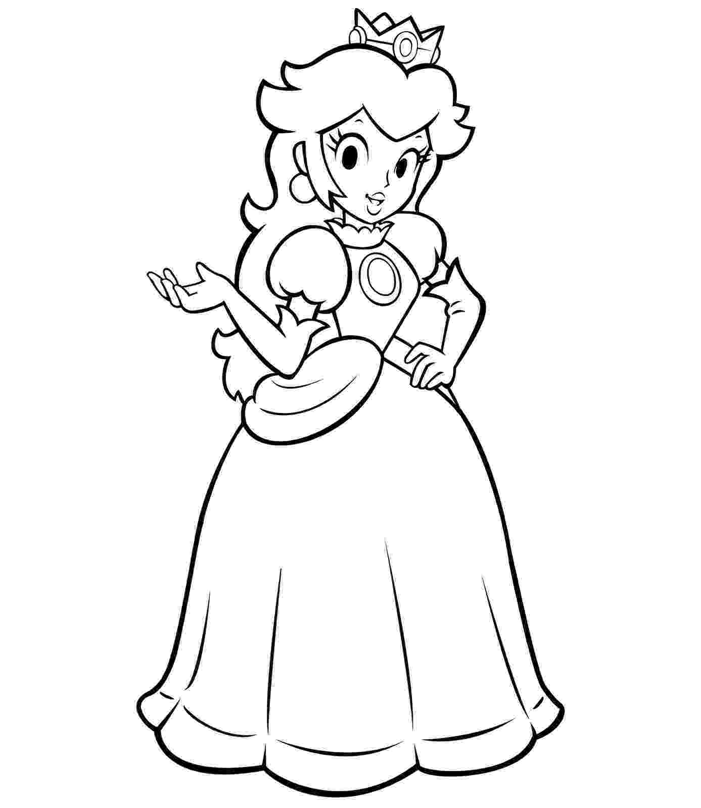 mario princesses 20 best images about mario coloring on pinterest mario princesses