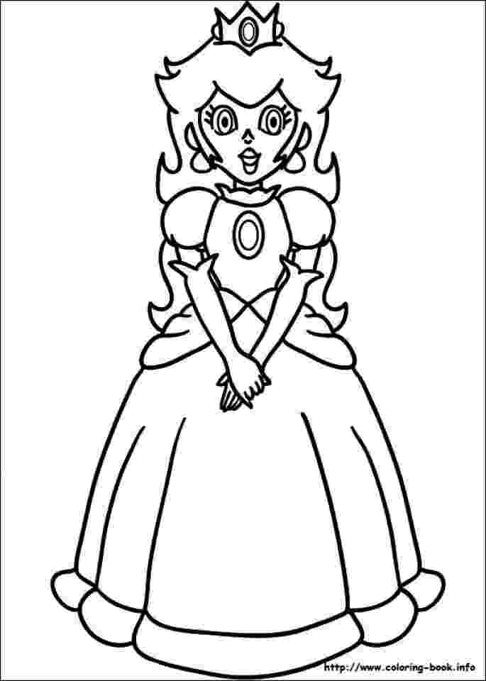 mario princesses get this mario coloring pages princess peach 74hsl princesses mario