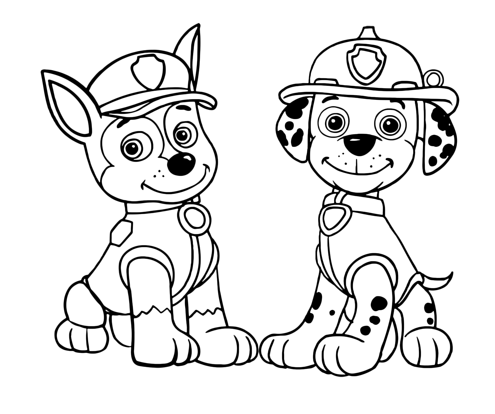 marshall from paw patrol marshall from paw patrol free colouring pages from patrol marshall paw