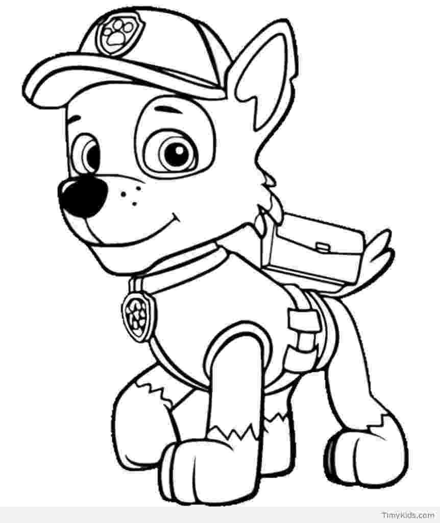 marshall from paw patrol marshall paw patrol coloring pages psi patrol pinterest patrol from paw marshall
