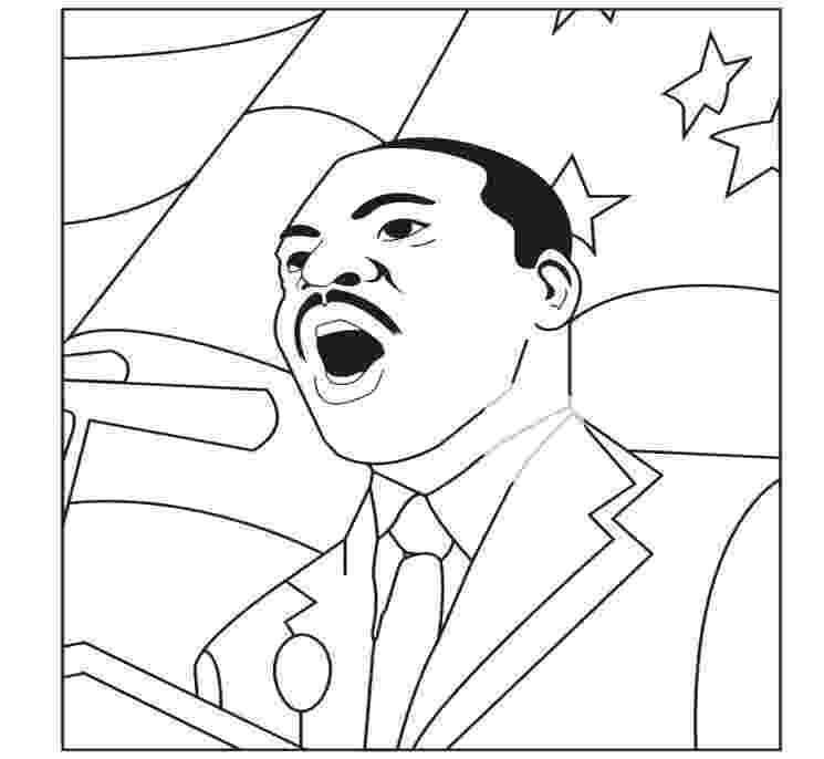 martin luther king jr coloring page free printable martin luther king jr day mlk day martin page luther coloring king jr