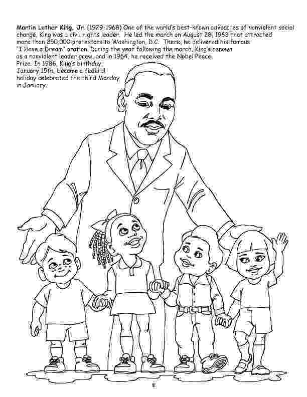 martin luther king jr coloring page martin luther king jr coloring pages and worksheets best page martin luther coloring jr king