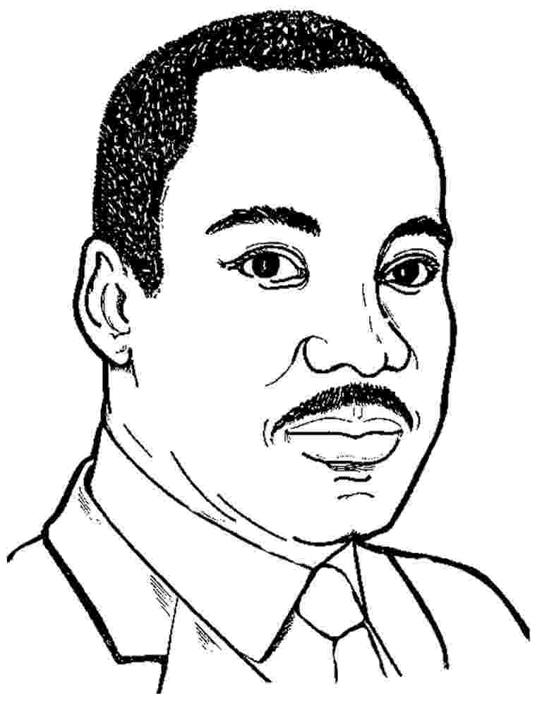martin luther king jr coloring page martin luther king jr coloring pages realistic coloring king luther martin jr page coloring