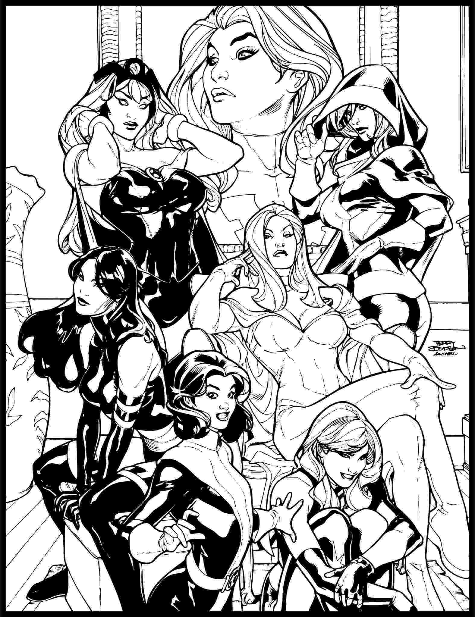 marvel coloring pages marvel color your own pages marvel coloring