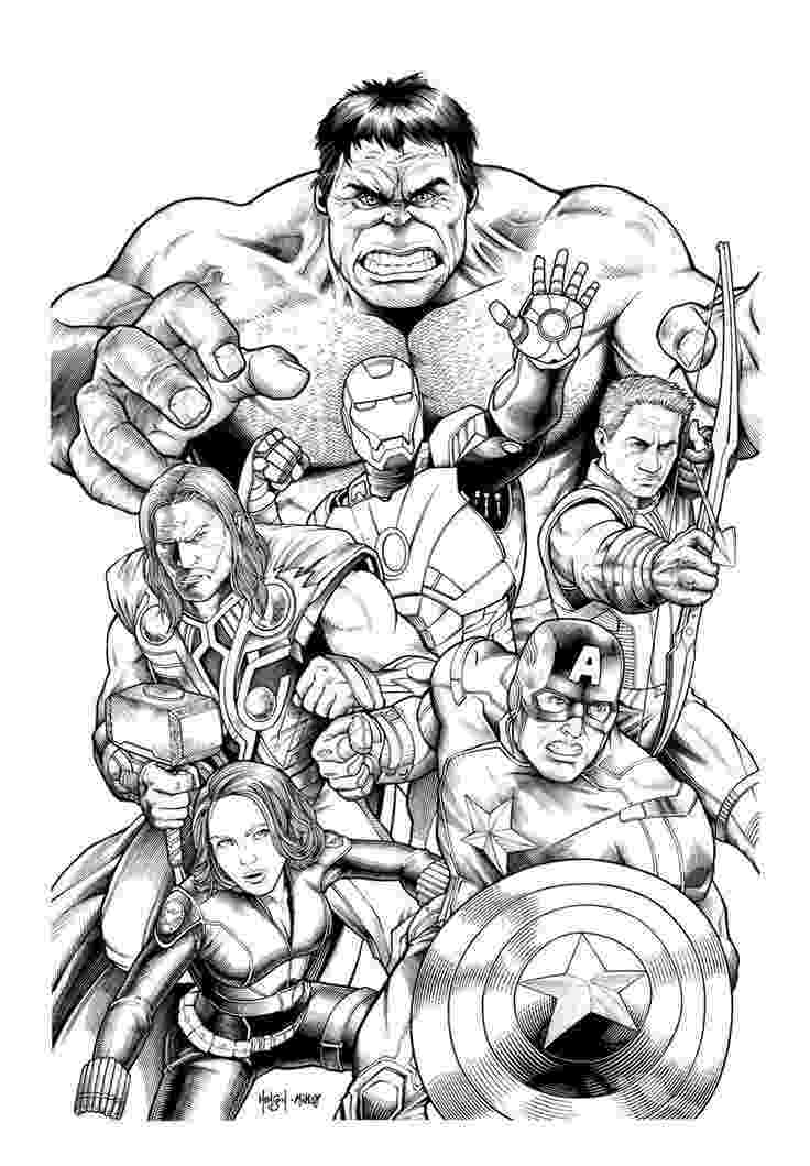 marvel coloring pages marvel superhero squad coloring pages pages coloring marvel