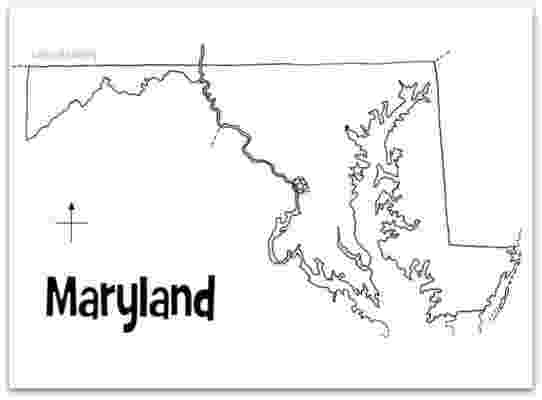 maryland state flower maryland state bird coloring page free printable flower state maryland