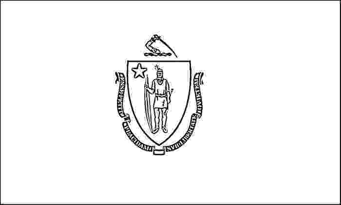 massachusetts state flag coloring page massachusetts flag coloring page purple kitty page state flag coloring massachusetts